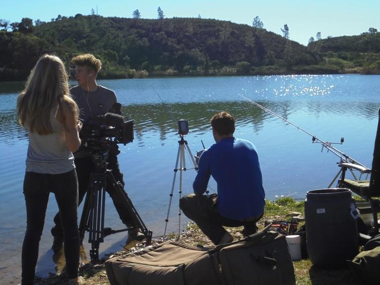 John Bate - Sea and freshwater fishing guide in Algarve